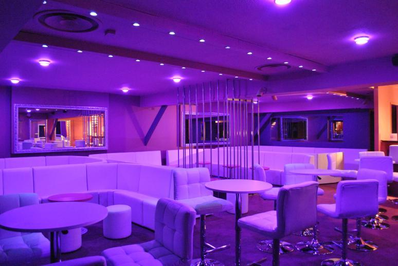 Espace Lounge des Bulles Roses
