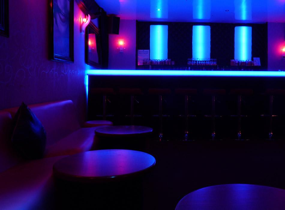 Bar Lounge du DreamStudio