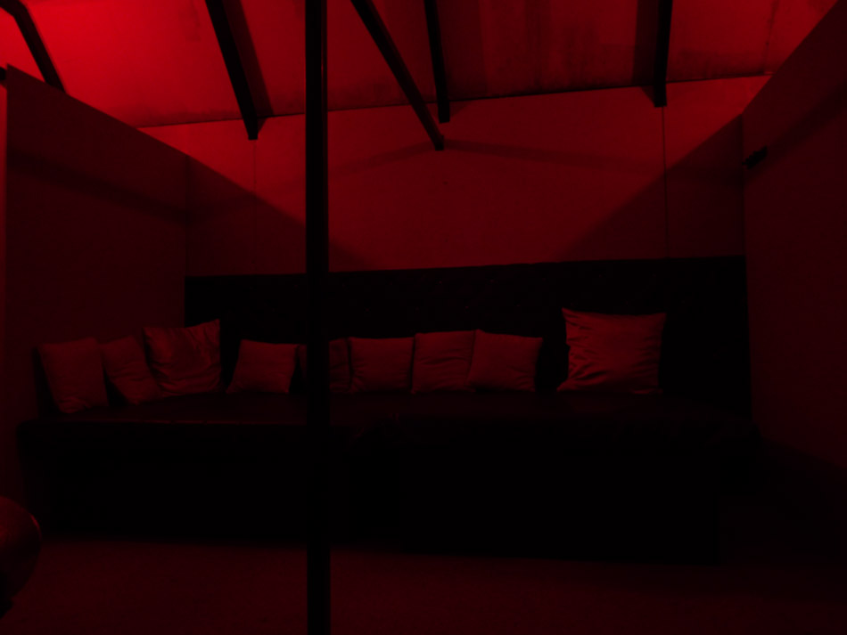 Espace câlin du DreamStudio