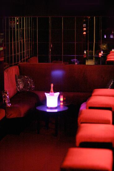Espace Lounge du FullMoon