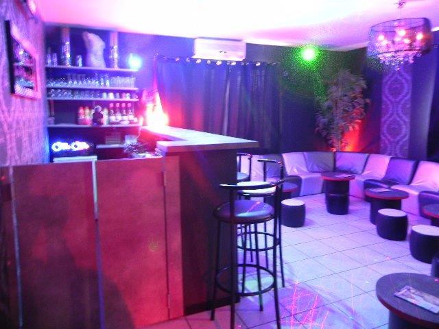 Bar du club libertin l'Intime