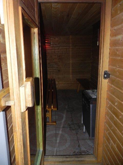 Sauna du club libertin l'Intime