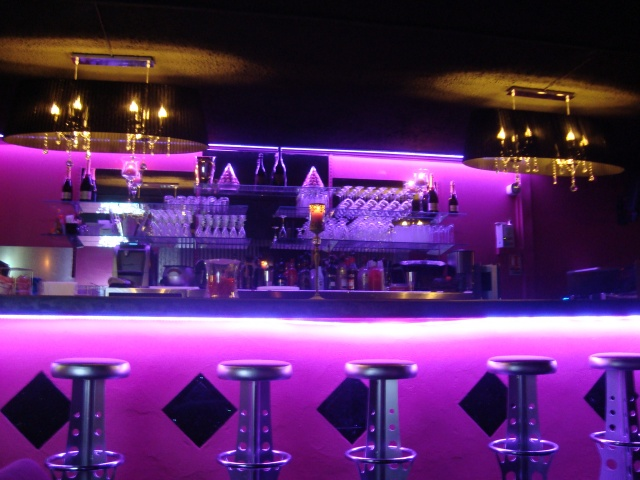 Bar du Rosebud Club