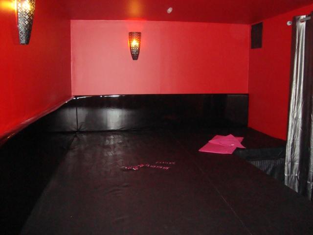 Espace calins du Rosebud Club