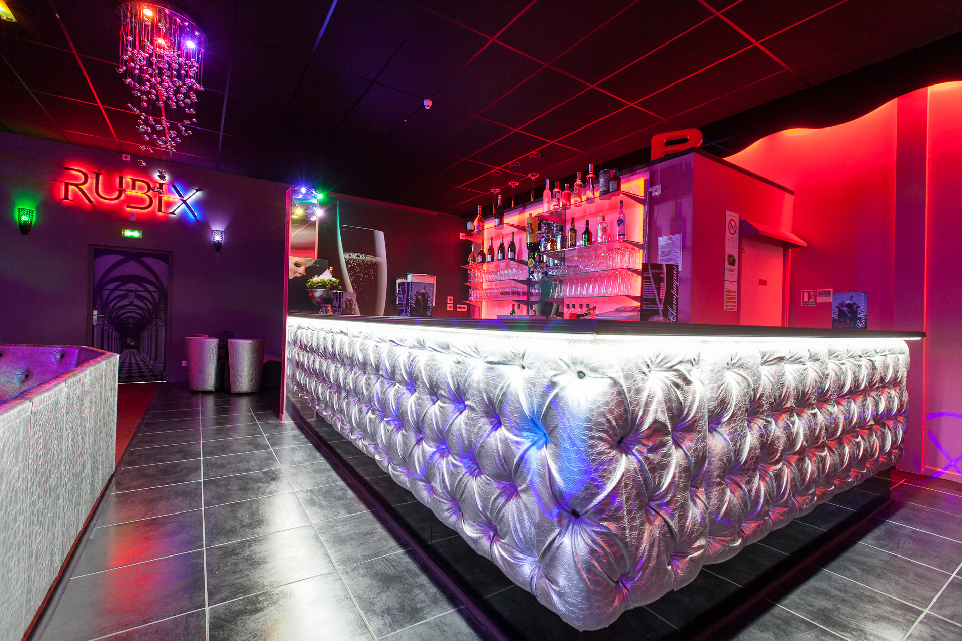 Bar du Rubix Club