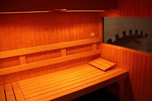Sauna du Spades 4