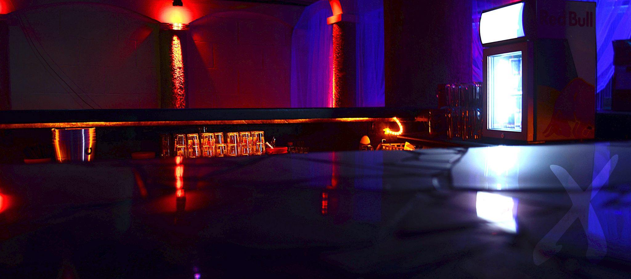 Bar du Sweet'X Cabaret