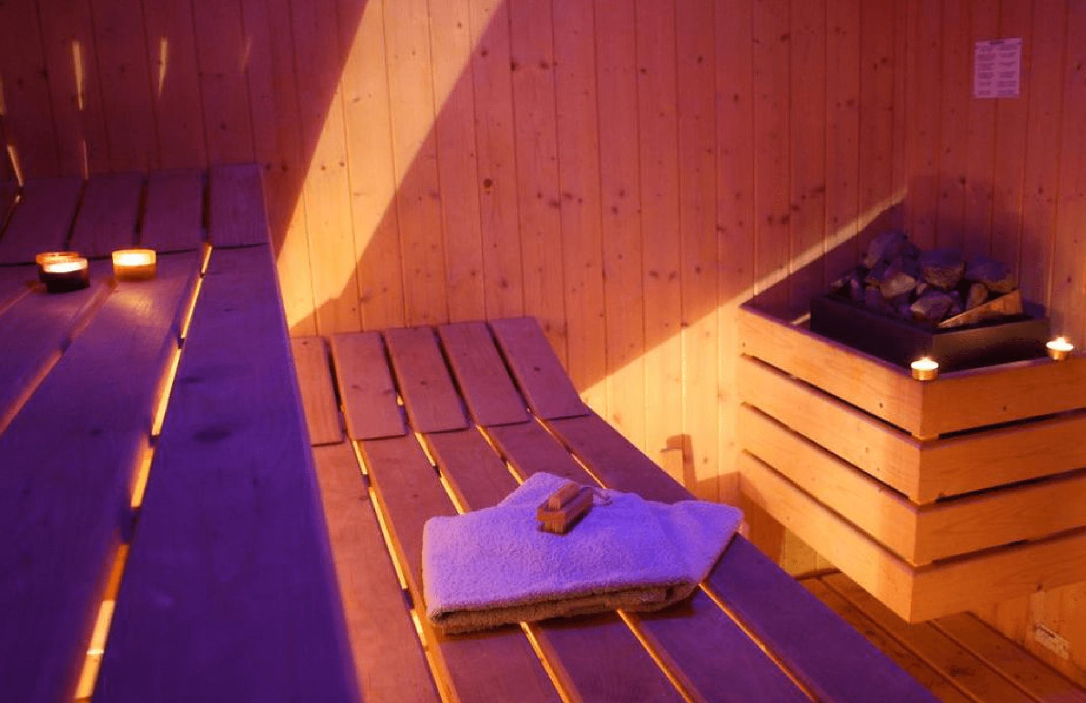 Sauna du Brigantin