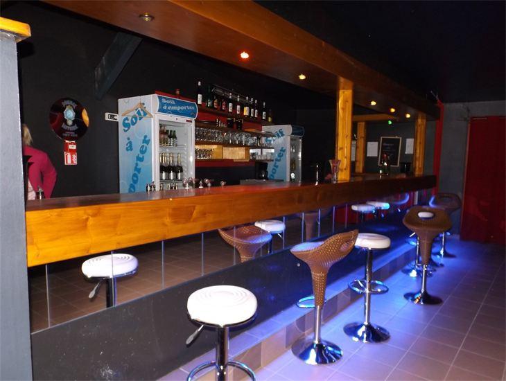 Bar du club l'échiquier
