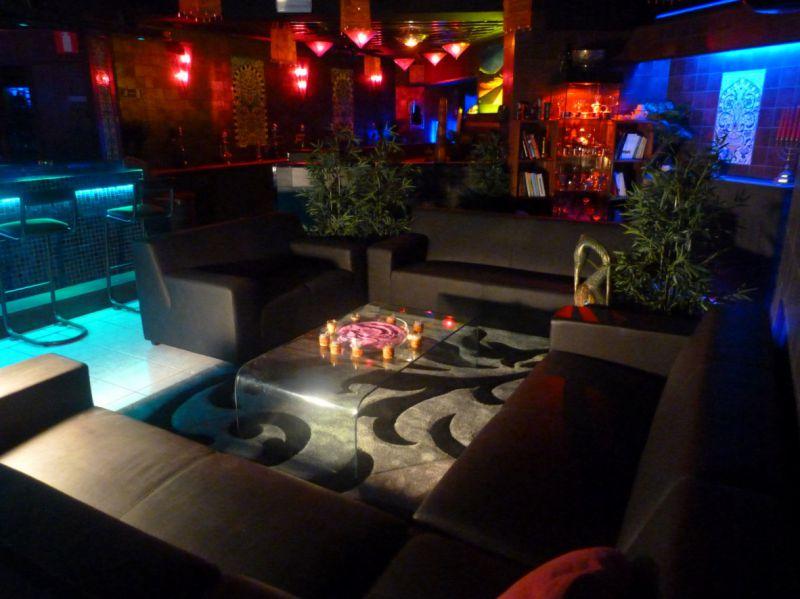 Espace Lounge du sauna Gay le 139