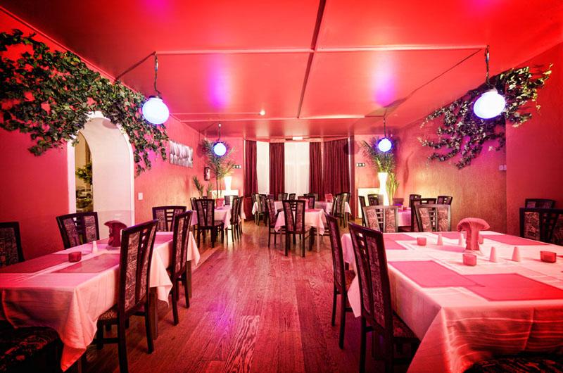 Restaurant du Privilège Club à Renaix