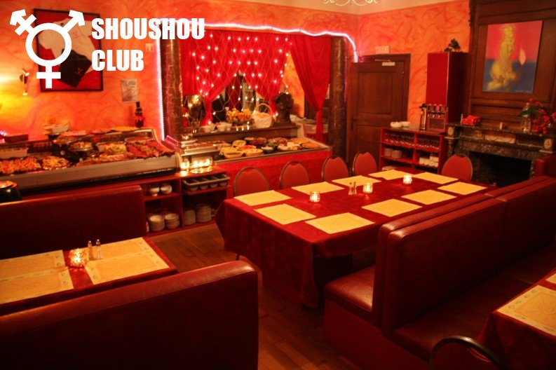 Restaurant du Shoushou club